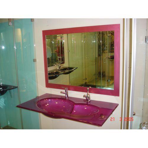 Χρωματιστός καθρέπτης Νο2
