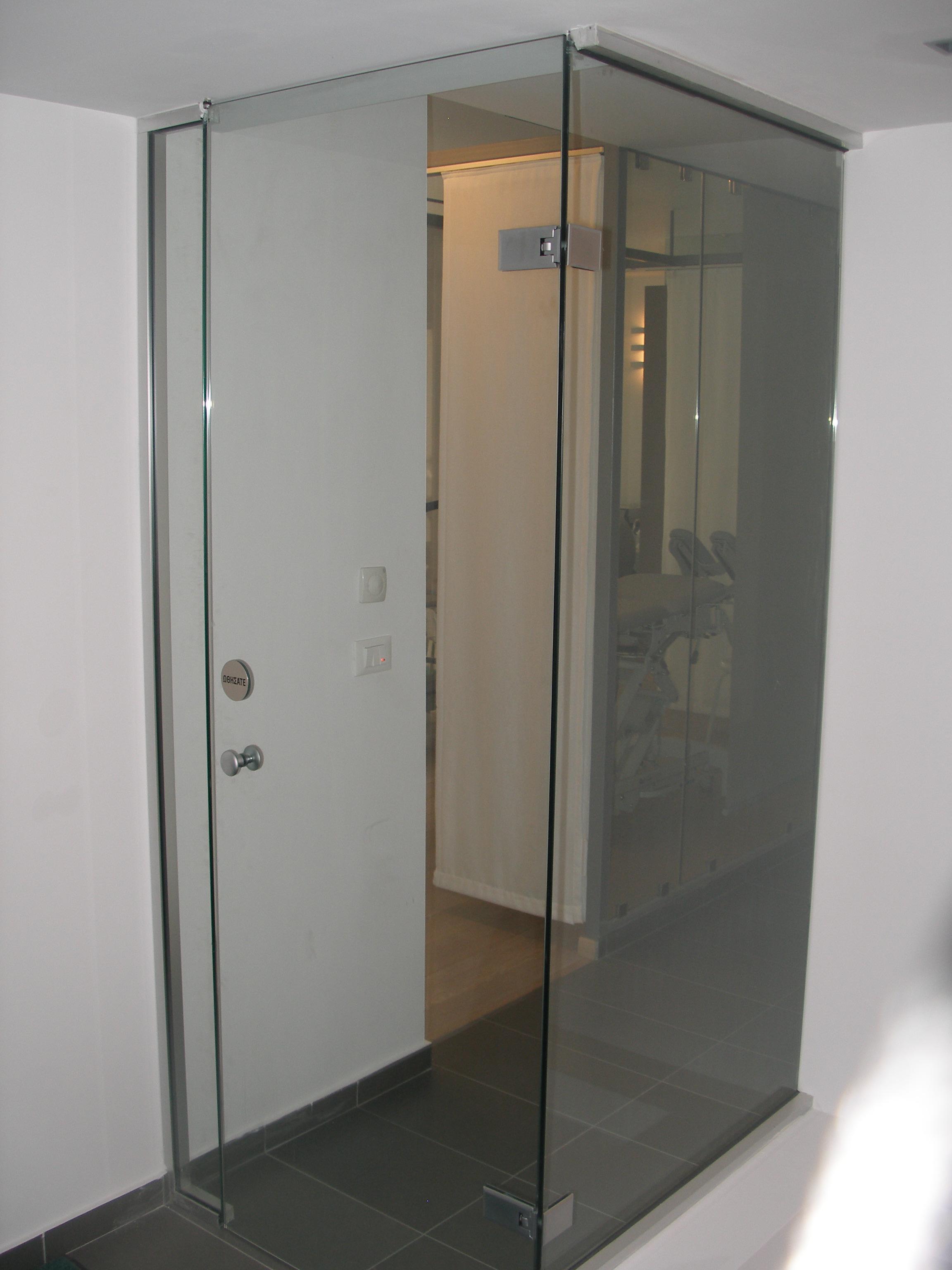 Εσωτερική πόρτα Νο 9