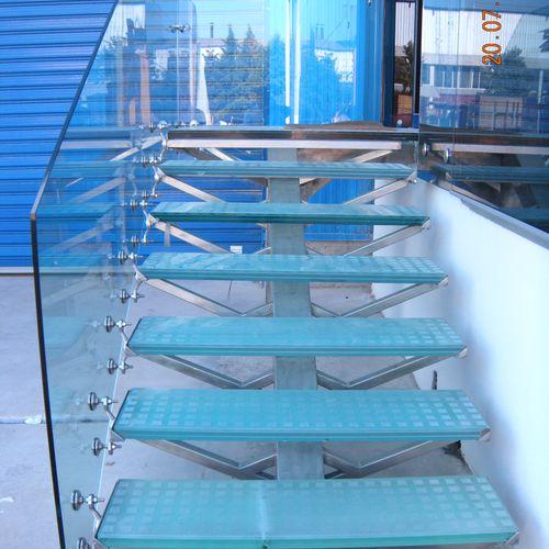 Κρυστάλλινη σκάλα Νο 2