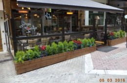 Ανοιγόμενος ανεμοφράκτης Άνεμος – cafe bar Tapas