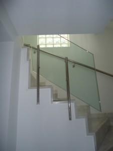 γυαλί σκάλας