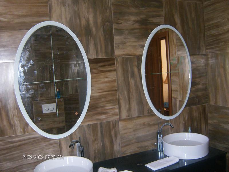 Στρογγυλός καθρέπτης