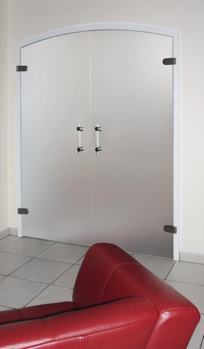 Εσωτερική διπλή πόρτα